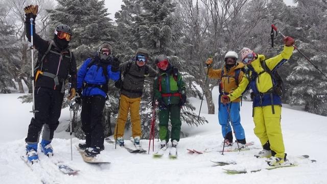 2スキースクールツアー