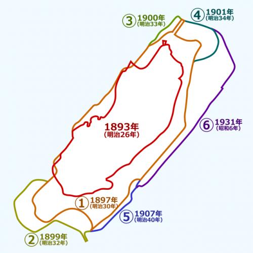 Nagasaki_Hashima_history_map.png