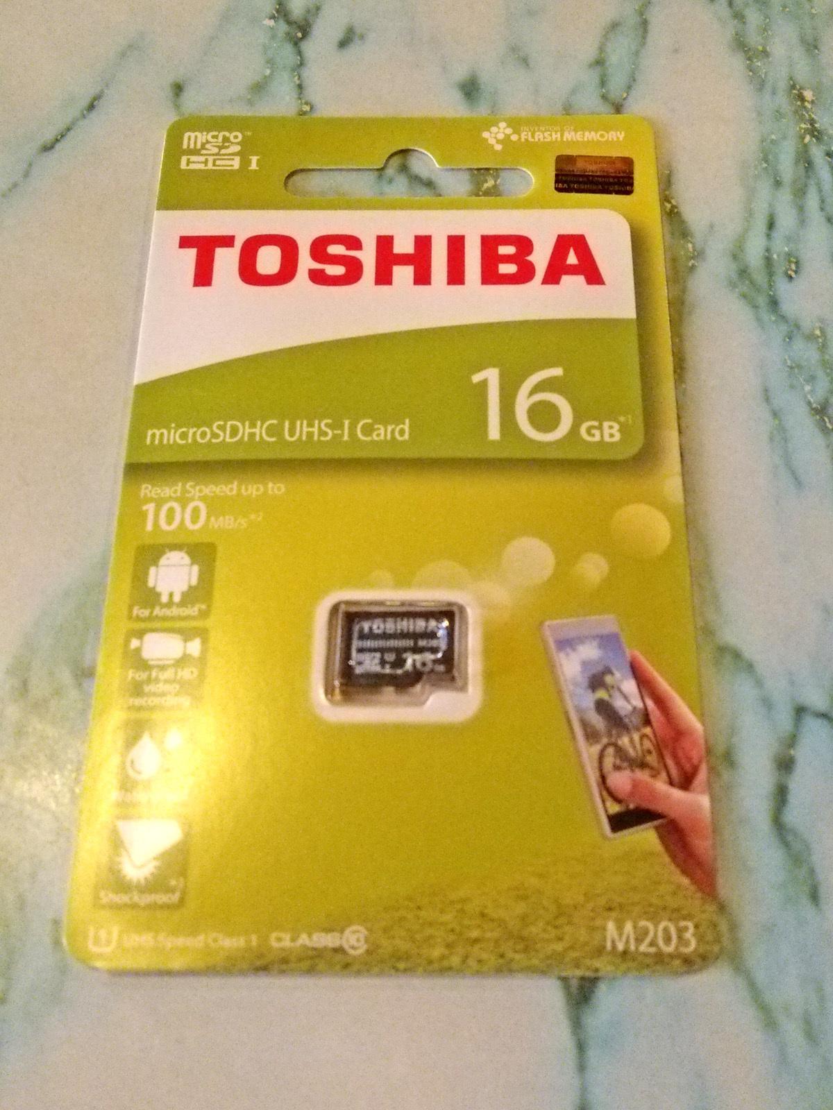 マイクロSD 16GB