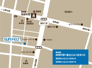 map サンフェルト