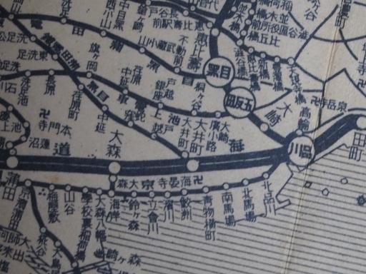 20180331・都電01系統・京浜急行は高輪駅