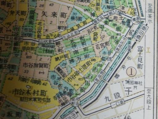 20180331・都電03系統・S290610・飯田橋~市ヶ谷比較