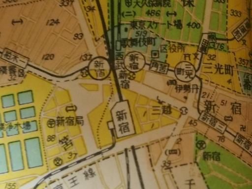 20180331・都電11系統・S290610・新宿比較