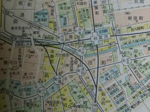20180331・都電13系統・S350201・御茶ノ水秋葉原比較