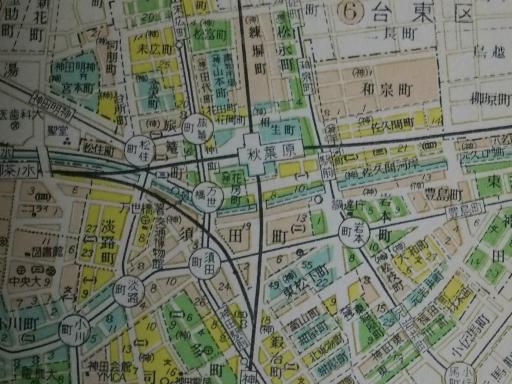 20180331・都電13系統・S290610・御茶ノ水秋葉原比較