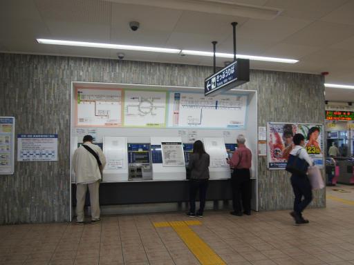 20180428・鶴瀬駅10
