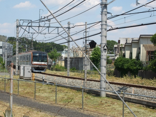 20180603・上北台に行くつもりが鉄02