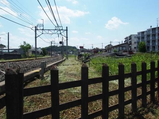 20180603・上北台に行くつもりが鉄01・上山口駅跡