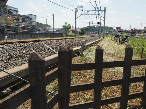 20180603・上北台に行くつもりが2-06・上山口駅跡到着