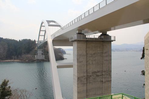 気仙沼大島架橋2018-7
