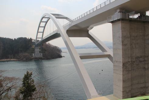 気仙沼大島架橋2018-10