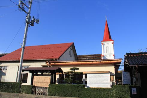 鶴岡カトリック教会2017-1