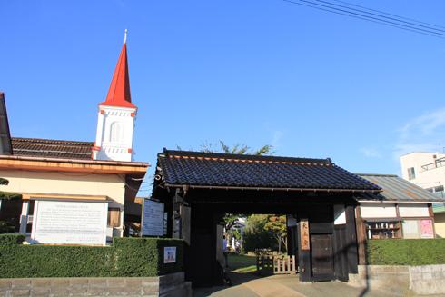 鶴岡カトリック教会2017-2