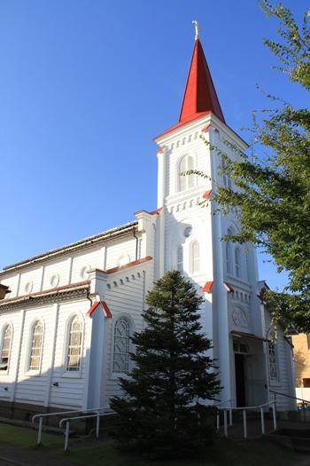 鶴岡カトリック教会2017-4