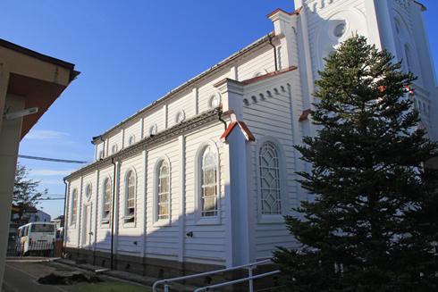 鶴岡カトリック教会2017-5