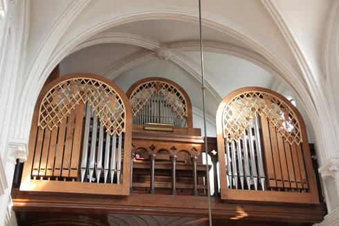 鶴岡カトリック教会2017-7