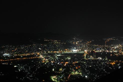 稲佐山夜景2017-3