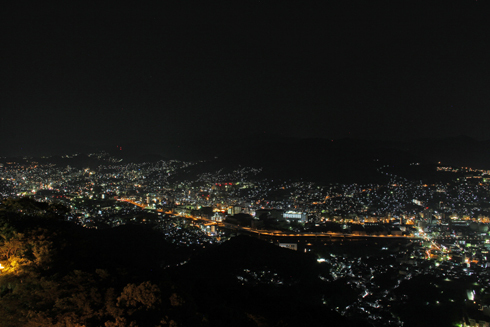 稲佐山夜景2017-5