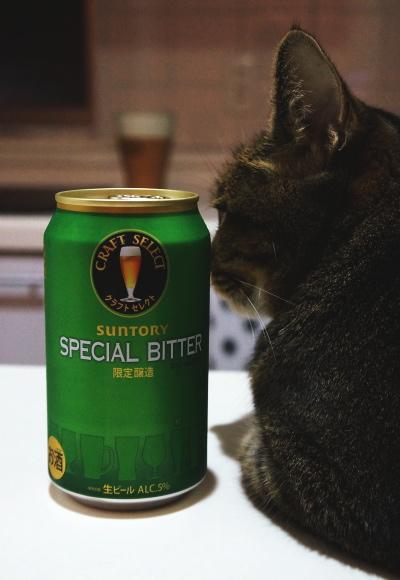 苦いビールが好き