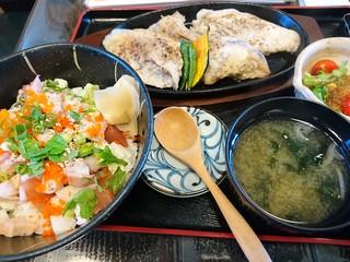 s北かつまぐろ屋田中前店4