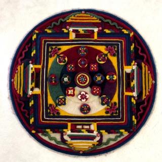 Bon Religion Mandala 13