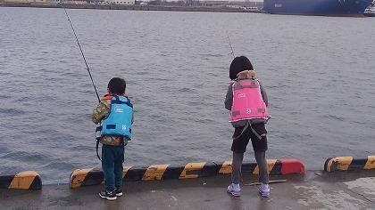 苫小牧で釣り20180505