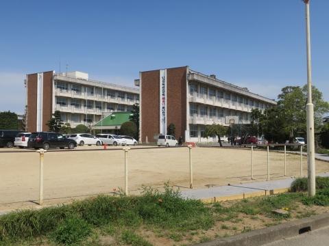 「石岡中学校入学式」⑰