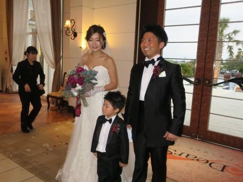 「額賀家米山家結婚式」⑤