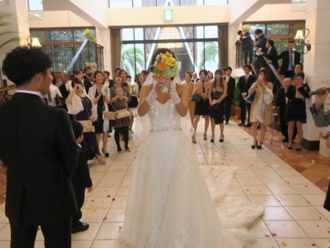 「額賀家米山家結婚式」⑦