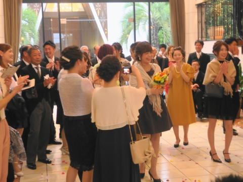 「額賀家米山家結婚式」⑨