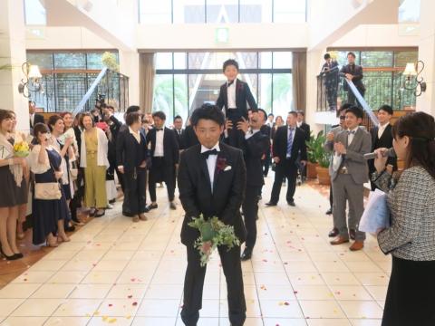 「額賀家米山家結婚式」⑩