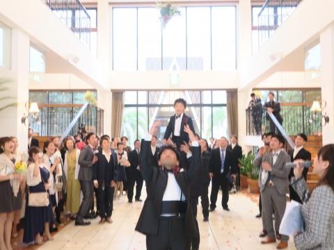 「額賀家米山家結婚式」⑪