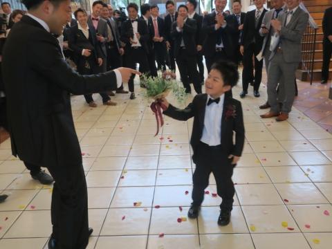 「額賀家米山家結婚式」⑫