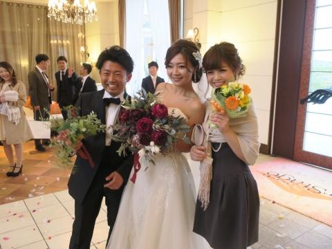 「額賀家米山家結婚式」⑬