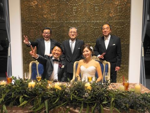 「額賀家米山家結婚式」⑱