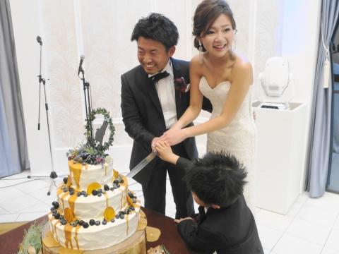 「額賀家米山家結婚式」⑲