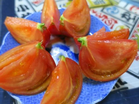 「スーパーフルーツトマト」⑤