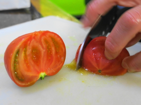 「スーパーフルーツトマト」⑧