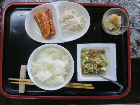 「納豆ごはんは美味しいな!」⑤