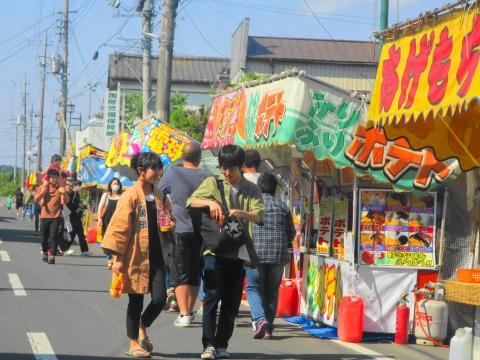 「玉造のおまつり 大宮神社例大祭」 (2)