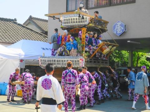 「玉造のおまつり 大宮神社例大祭」 (3)