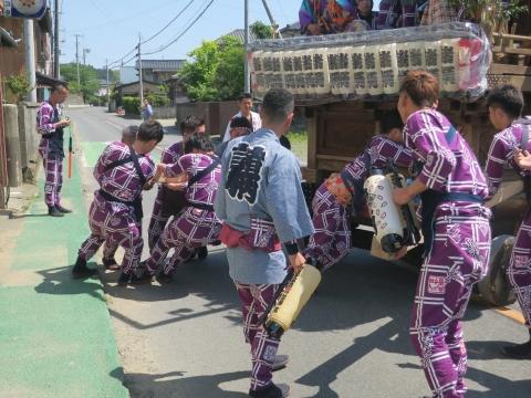 「玉造のおまつり 大宮神社例大祭」 (4)