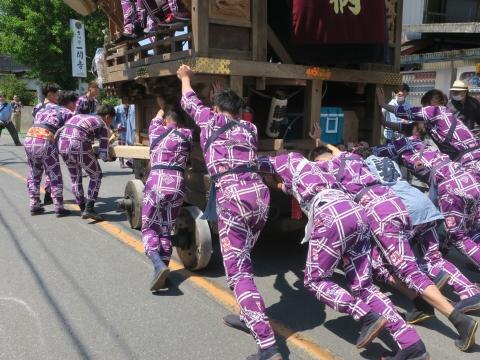 「玉造のおまつり 大宮神社例大祭」 (6)