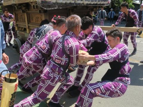 「玉造のおまつり 大宮神社例大祭」 (5)