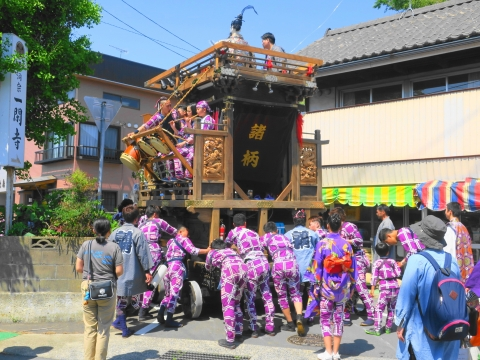 「玉造のおまつり 大宮神社例大祭」 (8)