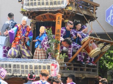 「玉造のおまつり 大宮神社例大祭」 (11)