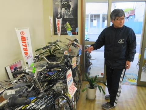「娘が自転車を買いました!」③
