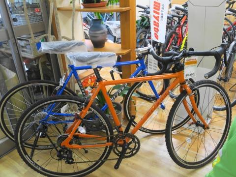 「娘が自転車を買いました!」④