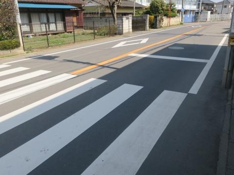 ③平成30年3月26日「府中小学校歩道問題」②