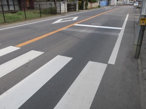 ④平成30年4月2日「府中小学校歩道問題」解決 (5)